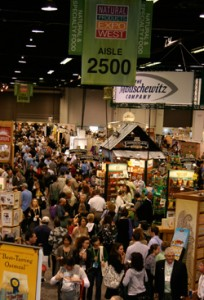 Natural Foods Expo West 2010